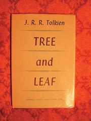 Джон Р. Р. Толкин «Дерево и лист»