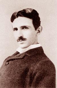 Никола Тесла (1856 - 1943 годы)
