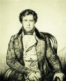 К. Мазер. Павел Воинович Нащокин. 1839