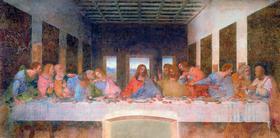 Тайная вечеря. Ок. 1495-1498