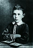 Миша Пришвин в восемь лет
