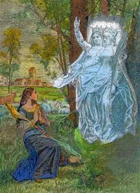 Любовь никогда не остается бездеятельна, но всегда проявляется в великих делах. Екатерина Сиенская